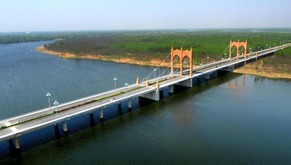 雷竞技:临沂经济技术开发区沭河大桥 雷竞技最低提现金额:2019-05-21