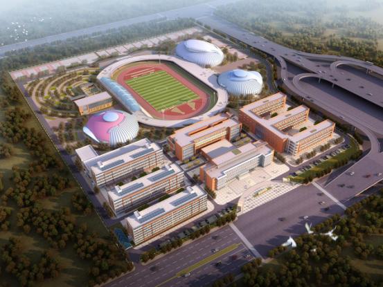 雷竞技:临沂市体育运动学校新校 雷竞技最低提现金额:2019-05-21